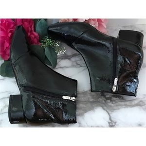 Circus by Sam Edelman Lyndsey Patent Leather Boots